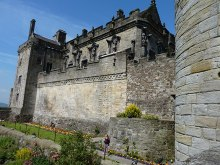 Stirling, Stirling castle, Stirlingshire © James Allan